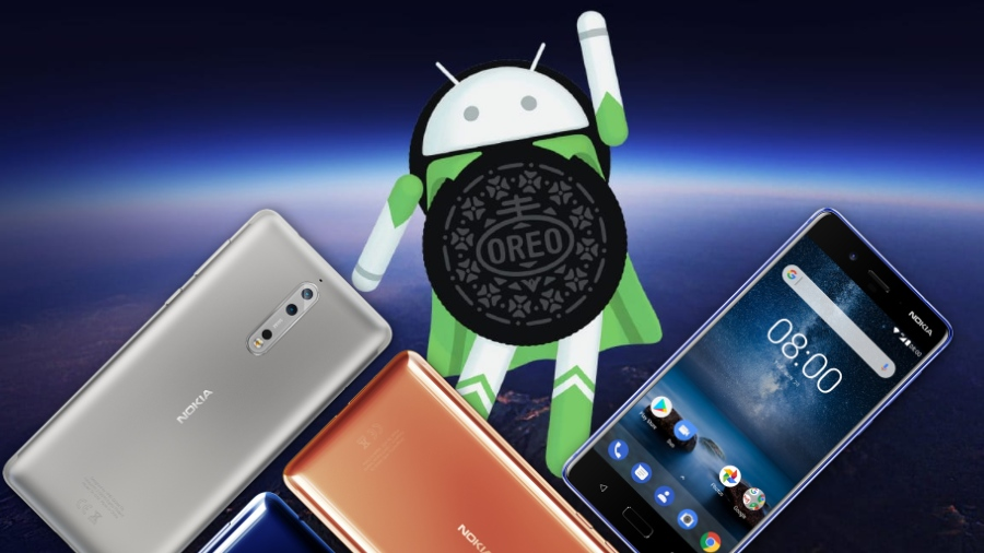 List of mobile who get the android oreo update