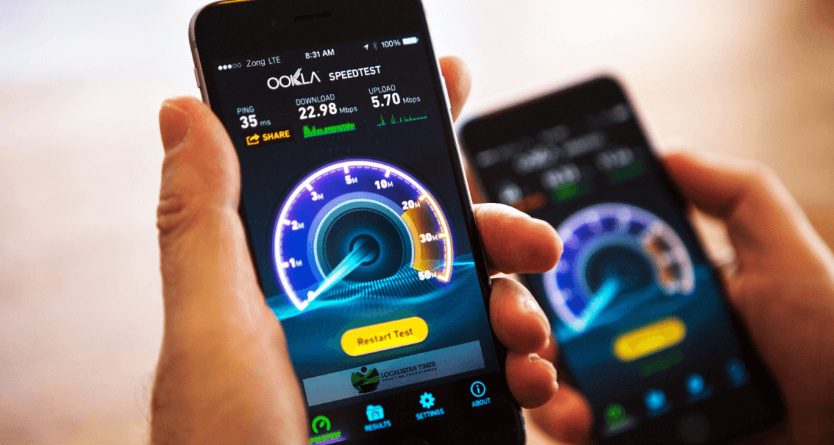 india have lowest 4G LTE speed in the world