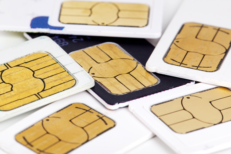 what is M2M sim cards