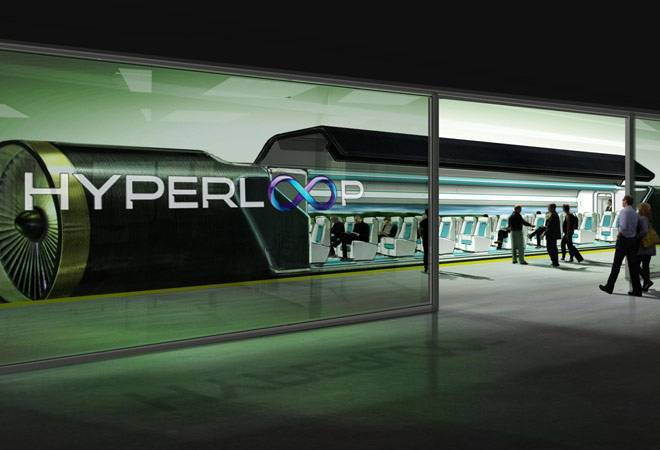 India may be the first country to have Hyperloop