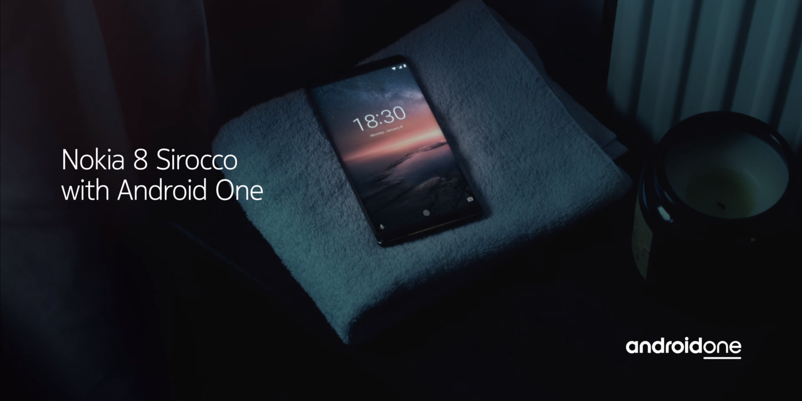 Nokia 8 Sirocco to be  the most powerful Android One smartphone