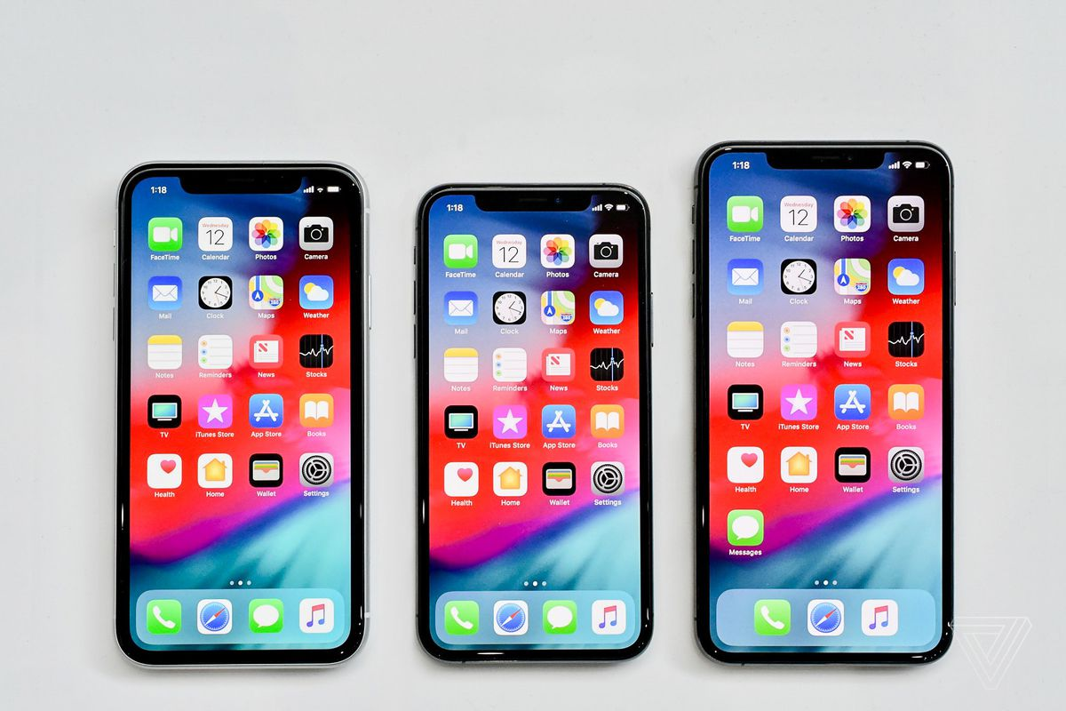 real Manufacturing cost of Apple's new iPhones