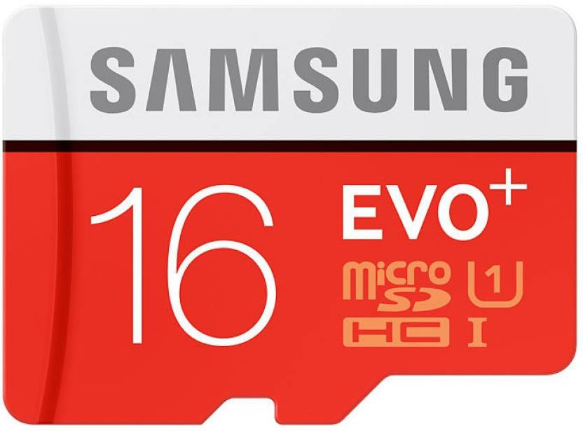 Samsung Evo Plus 16 GB