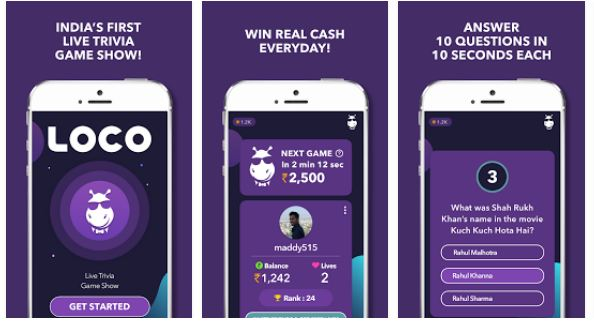 App helps users earn money by answering questions