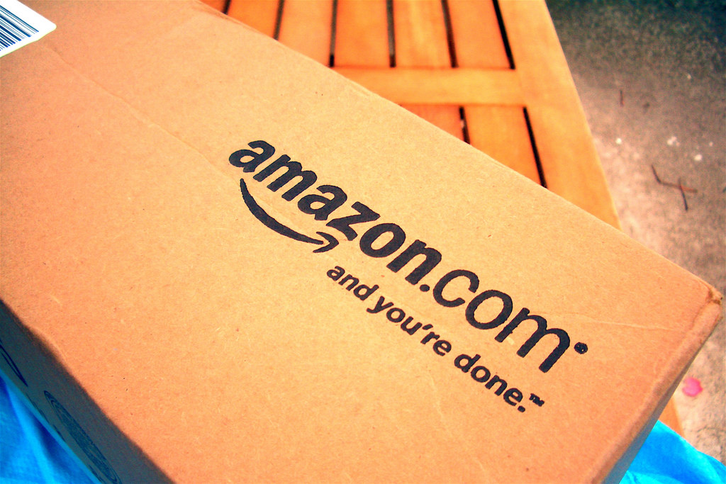 Rs 10 Lakh duped by Amazon's warehouse staff