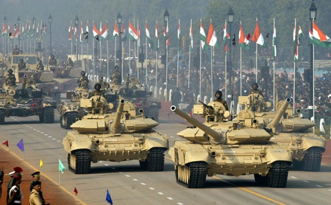 The 5 Most Powerful Militaries In The World
