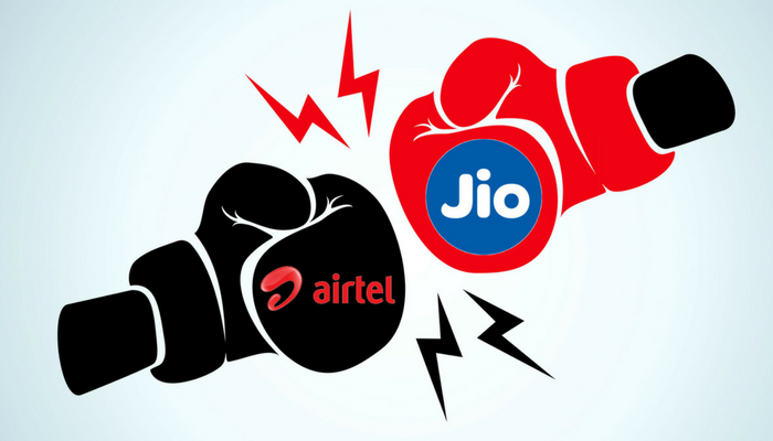Airtel Rs 93 pack vs Jio's Rs 98 pack