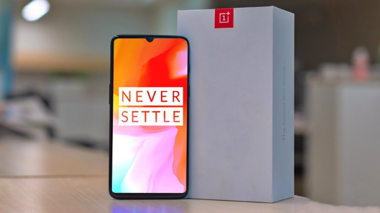 OnePlus to upgrading the battery capacity in OnePlus 6T