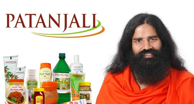 Patanjali products are now available  in online marketing sights