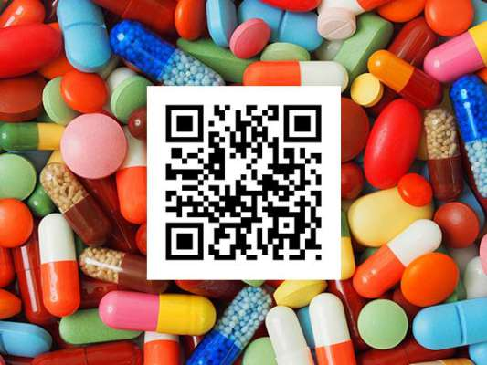 Now QR code is available for medicines