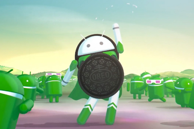 Crunchy Oreo! Google is back with its Android Oreo 8.1.0