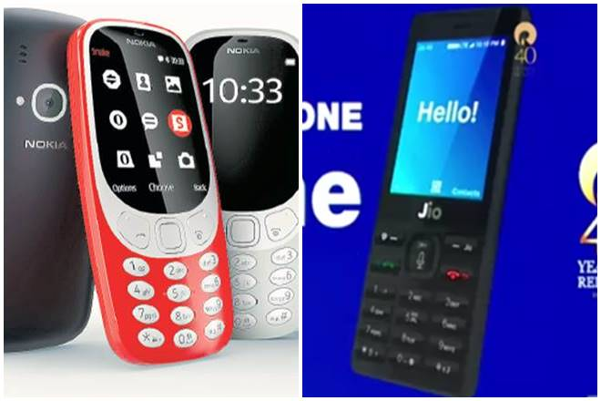 Nokia 3310 4G and Jio |which is better ?