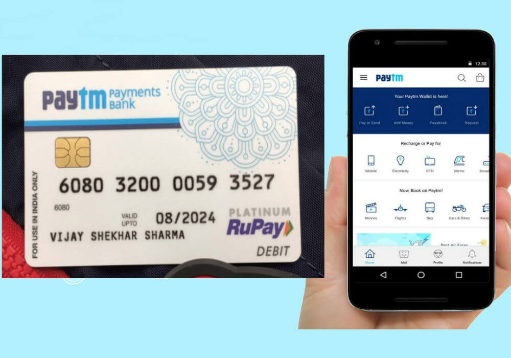 Paytm Payments Bank Launches Physical Debit Card