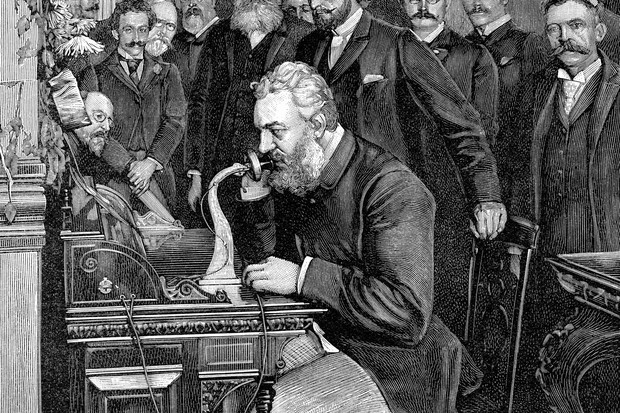 first words spoken on telephone by Alexander Graham Bell