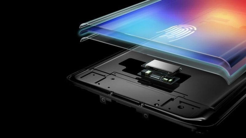 Vivo Showcases World's First Ready-to-Produce In-Display Fingerprint Scanning Smartphone at CES 2018